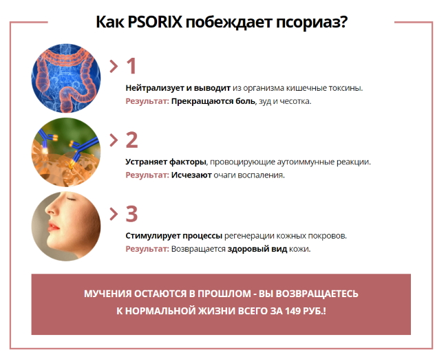 средство от псориаза Домодедово